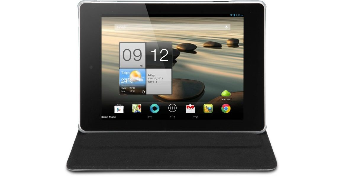 Avis tablette Acer Iconia A1
